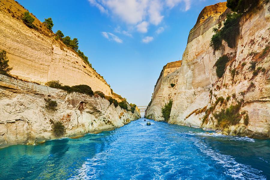 Corinth-Canal-Greece